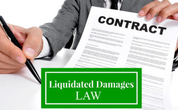 "Liquidated damages – no more ""guesstimate"" of loss"