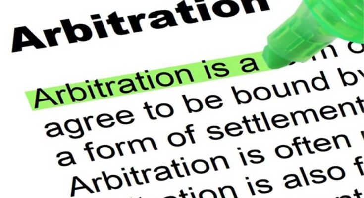 Not using arbitration - Beware!